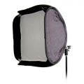 EASY LIGHT SOFT BOX 80CMX80CM